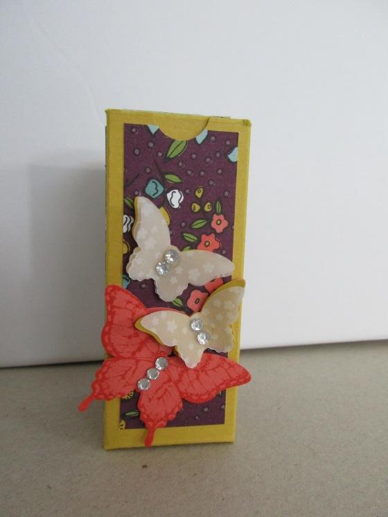Nagellackverpackung - Totale