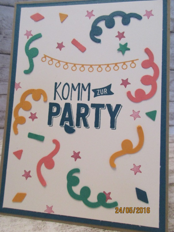 Komm zur Party