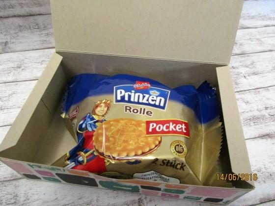 Die gefüllte Box