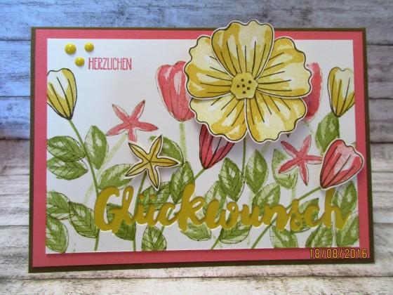 Gesamtansicht der Karte Blumenwiese