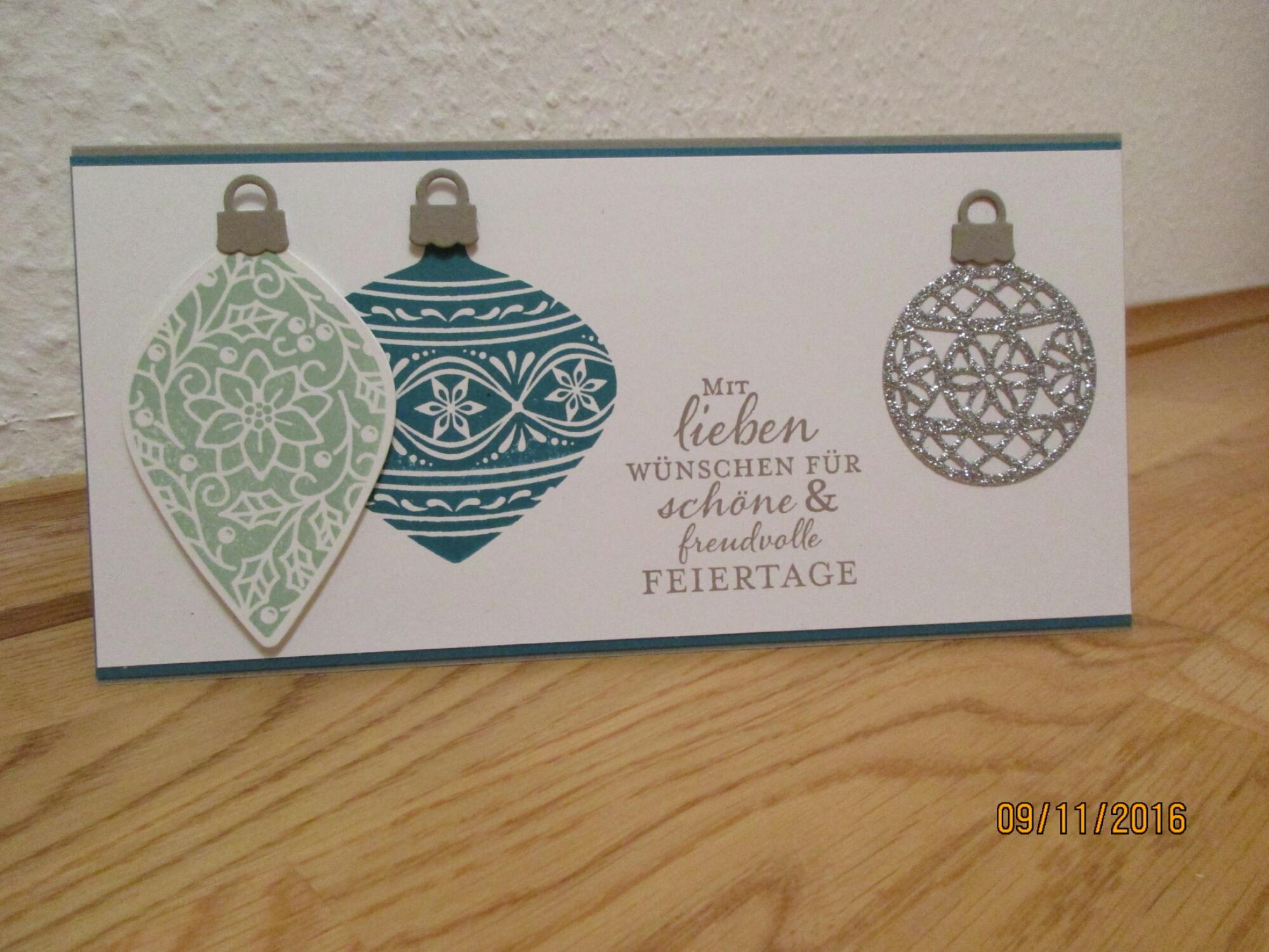 Karten selbst selbst gestalten doro stempelt - Weihnachtskarten selber gestalten online ...